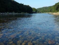 Miyanoura River