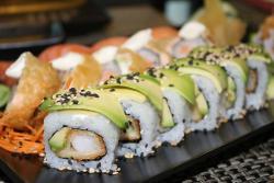 Musashi Sushi Fusion