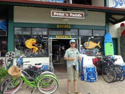 Pedal n Paddle