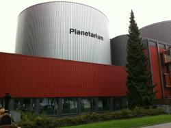 The Swiss Museum of Transport Planetarium