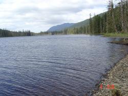 Petersburg Lake Trial