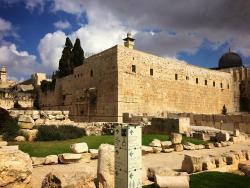 Ophel Archaeological Garden (Yitzhak Ben Youssef Levy Garden)