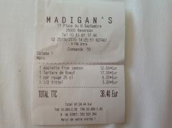 Madigan's