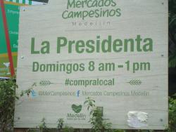 Parque Lineal La Presidenta