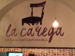 La Carega - Osteria Contemporanea