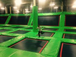 Rebounderz Indoor Trampoline Arena Edison