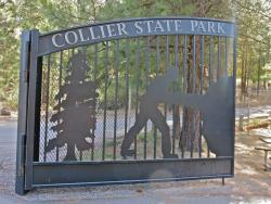 Collier Memorial State Park
