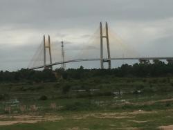 Neak Loeung Bridge (Tsubasa Bridge)