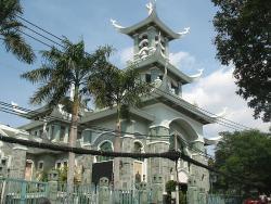Nha tho Da Minh