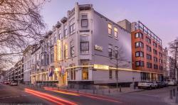 ベストウエスタン クラウン ホテル ロッテルダム