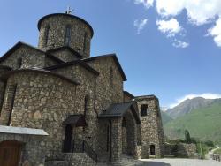 Kurtat Gorge