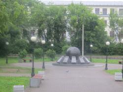 Monument to the Builders of Cherepovets
