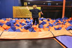 Sky Zone Trampoline Park Highland Heights