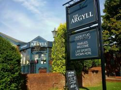 The Argyll Bar & Carvery