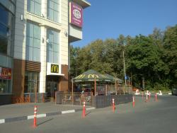 McDonalds on Parkovaya
