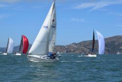San Francisco Bay Sailing
