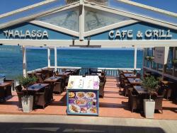 Thalassa Cafe & Grill Restaurant
