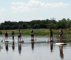 Sup Abilene Lake Fort Phantom Kayak Rentals