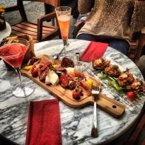 Cipriano - wine & ham