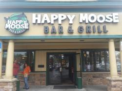 Happy Moose Bar & Grill