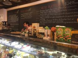 The Village Gourmet Cheese Shop