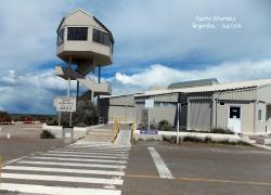 Centro De Visitantes Istmo Ameghino