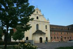 Mogila Abbey