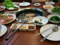 ร้านอาหารเกาหลี แดจังกึม
