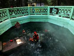 Taptapani  Hot Water Springs