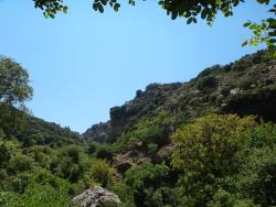 Gorge of Mili