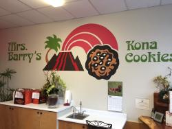 Mrs. Barry's Kona Cookies