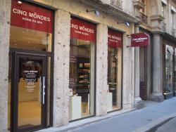 Spa Cinq Mondes Lyon
