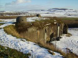 Maginot Line - Ouvrage de La Ferte