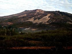 Barren Lakdakh-like hills on the Odisha-Andhra Pradesh border