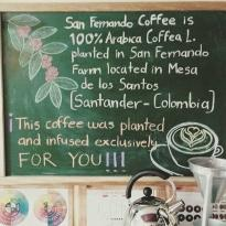 Casa de Cafe San Fernando