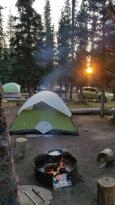 Mazama Village Campground