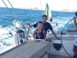 ITALO Sailing Yacht - Day Tours