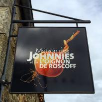 La Maison des Johnnies et de l'Oignon de Roscoff