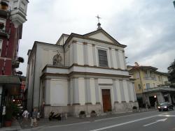 Chiesa Santi Ambrogio e Theodolo