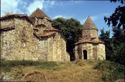 Shuamta Monasteries