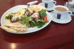Pom & Olive Greek Restaurant