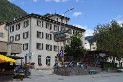 Hotel des Alpes - Restaurant & Bar