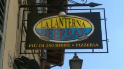 La Lanterna Beer Bar & Pizza