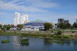 Mall in Chelyabinsk