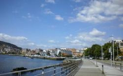 Paseo Maritimo de Pontevedra