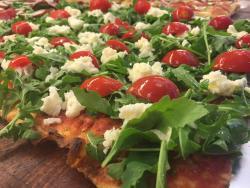 Pizza Pere e Gorgonzola