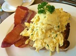Delicious breakfasts to order