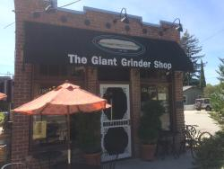 Broad Street Giant Grinder Shop