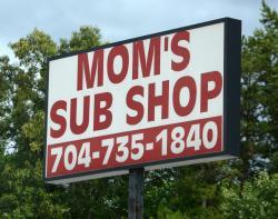 Mom's Sub Shop