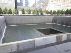 9/11 World Trade Center Memorial Monument